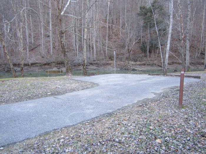 Lakefront SiteArea 3 Site 88