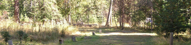 Sam Owen Campground Site 4