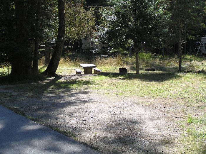 Sam Owen Campground Site 6