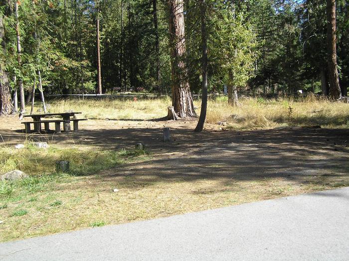 Sam Owen Campground Site 7