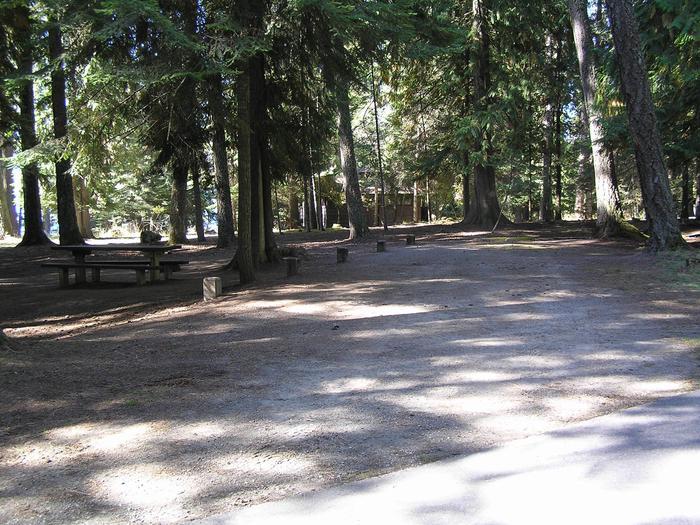 Sam Owen Campground Site 11