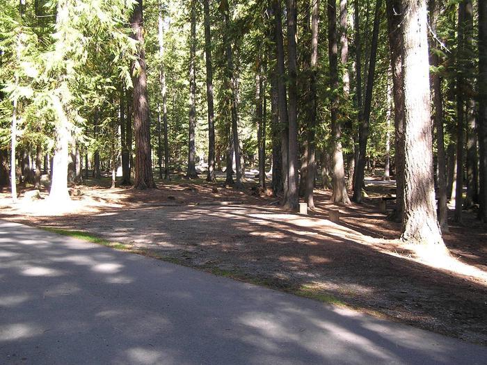 Sam Owen Campground Site 12