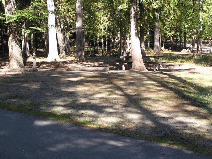 Sam Owen Campground Site 16