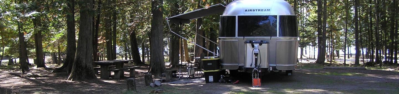 Sam Owen Campground Site 21