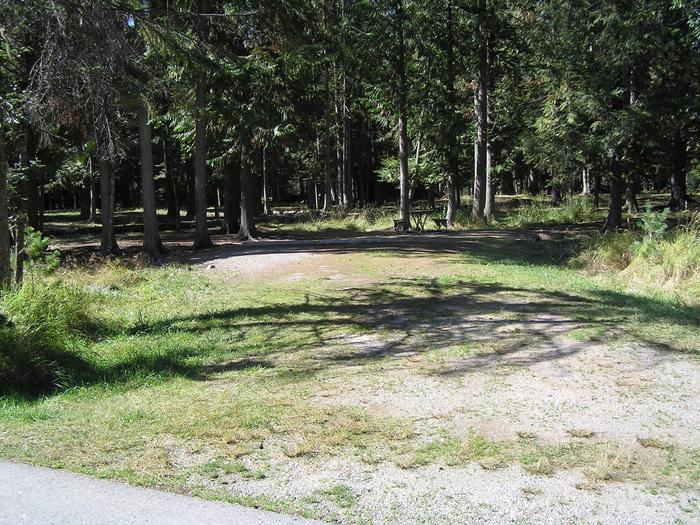 Sam Owen Campground Site 24