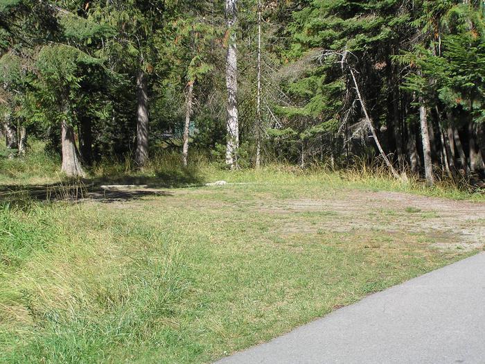 Sam Owen Campground Site 25