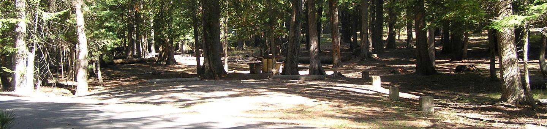 Sam Owen Campground Site 26