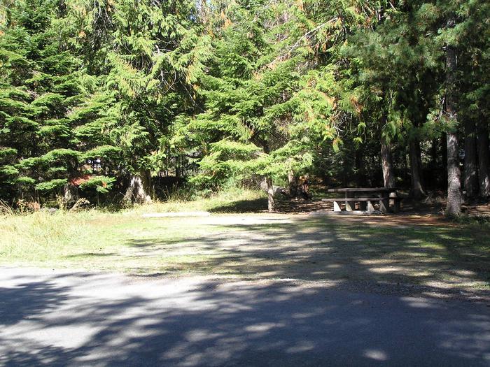 Sam Owen Campground Site 27