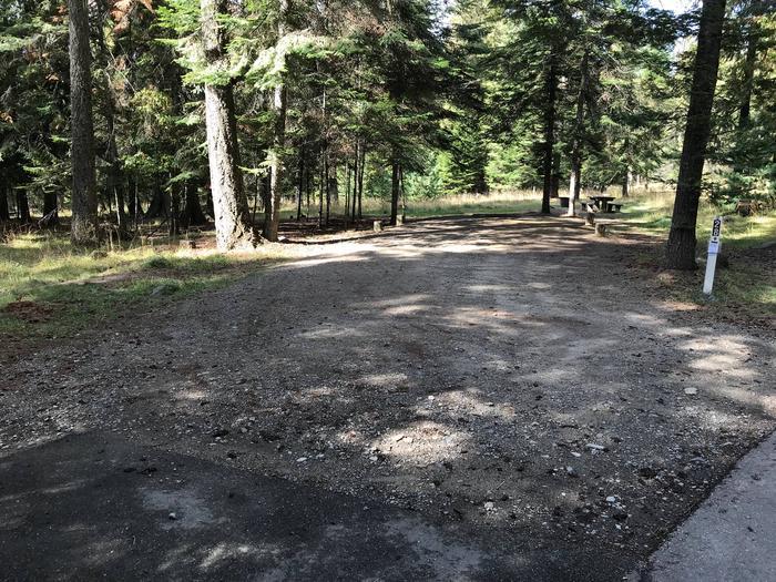 Sam Owen Campground Site 28