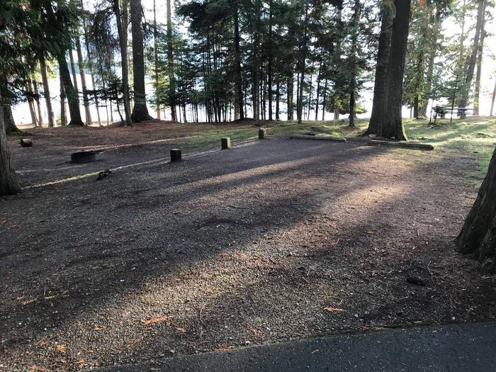 Sam Owen Campground Site 29