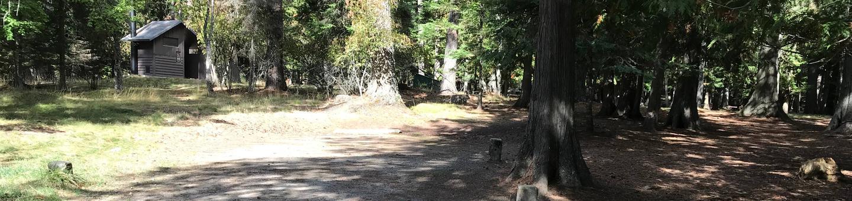 Sam Owen Campground Site 30