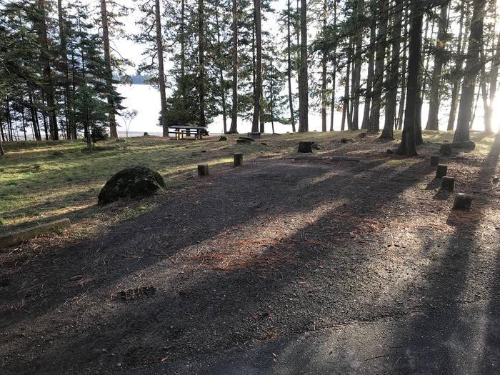 Sam Owen Campground Site 31