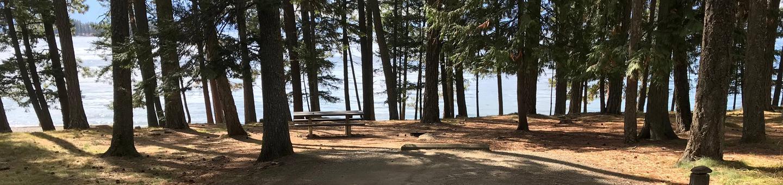 Sam Owen Campground Site 32