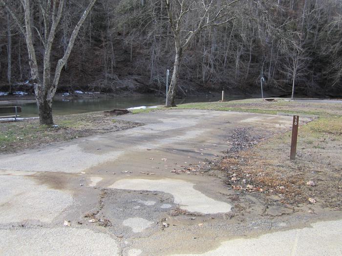 Lakefront SiteArea 4 Site 110