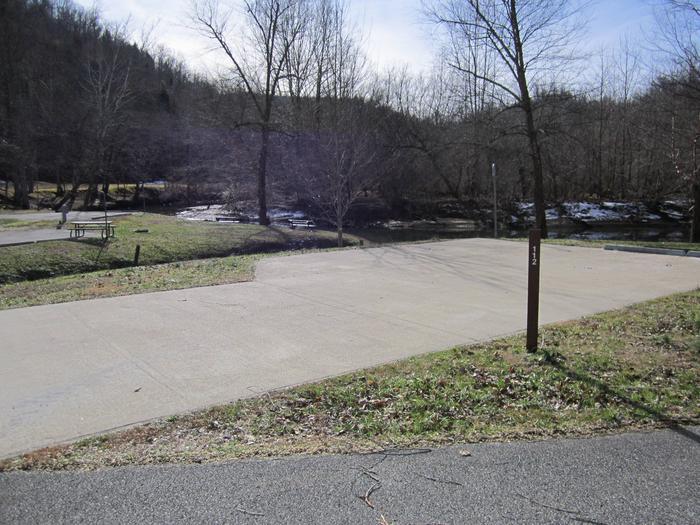 Lakefront SiteArea 5 Site 112