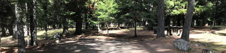 Sam Owen Campground Site 34