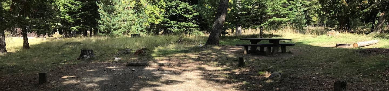 Sam Owen Campground Site 37