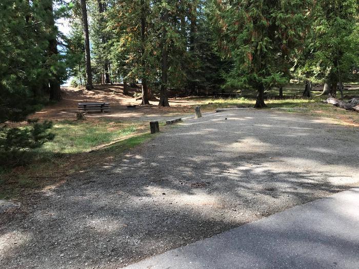 Sam Owen Campground Site 38