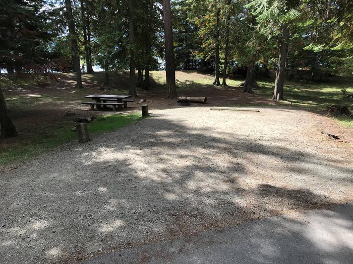 Sam Owen Campground Site 39