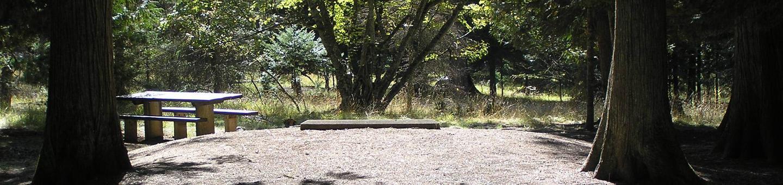 Sam Owen Campground Site 47