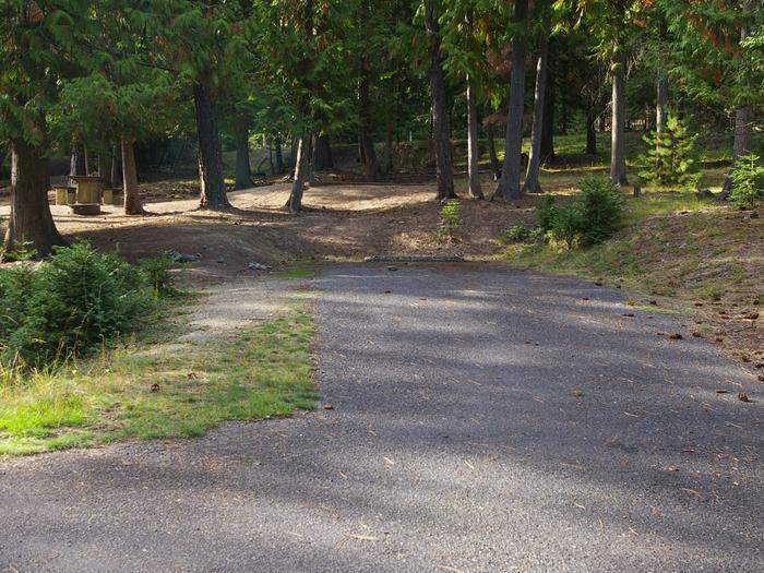 Sam Owen Campground Site 59
