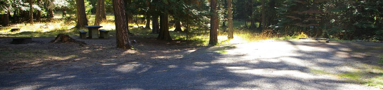 Sam Owen Campground Site 63