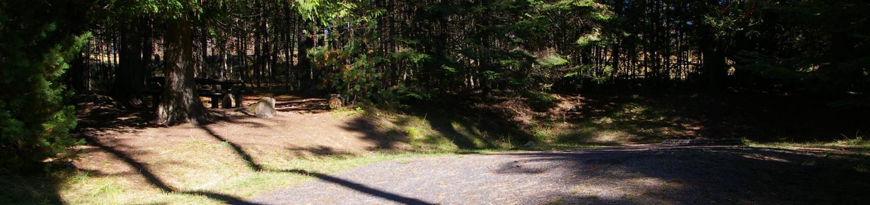 Sam Owen Campground Site 68