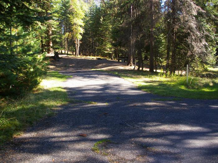 Sam Owen Campground Site 69