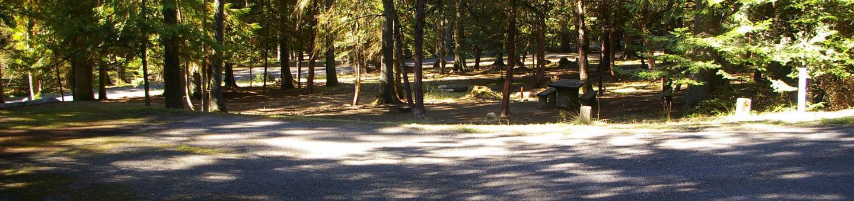 Sam Owen Campground Site 70