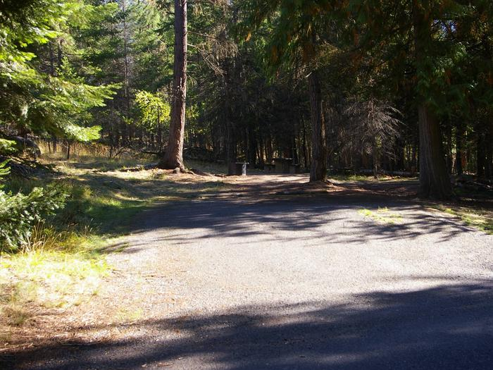 Sam Owen Campground Site 72