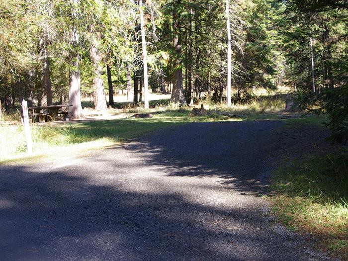 Sam Owen Campground Site 78