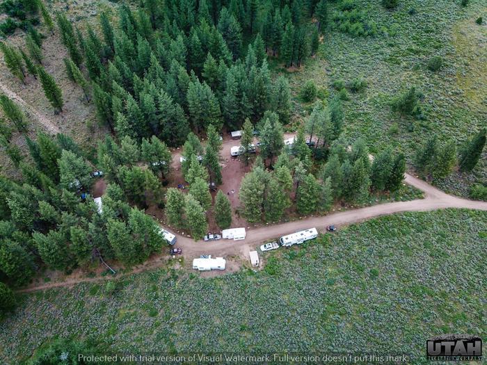 Ponderosa GroupPonderosa Group Campground