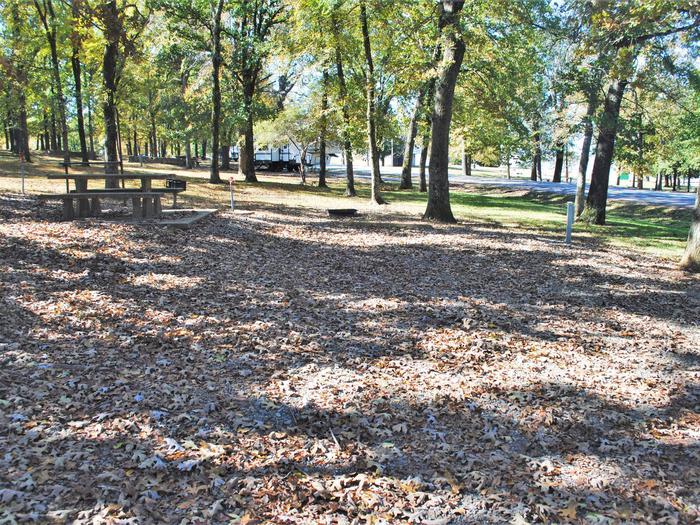 Applegate Cove Site 2Campsite 2