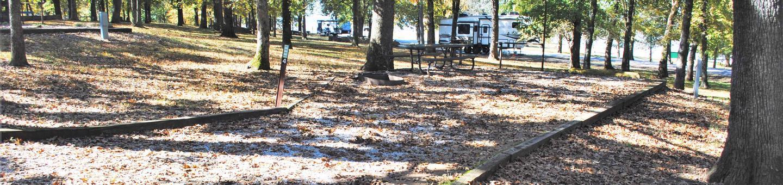 Applegate Cove Site 4Campsite 4