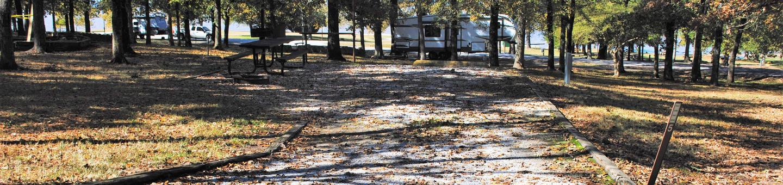 Applegate Cove Site 5Campsite 5