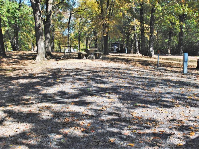 Applegate Cove Site 10Campsite 10