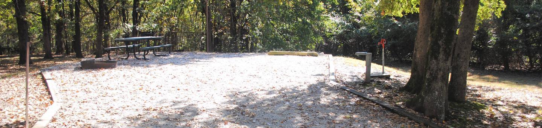 Applegate Cove Site 11Campsite 11