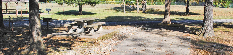 Applegate Cove Site 19Campsite 19