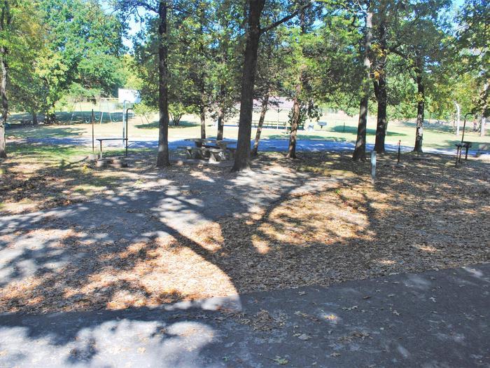Applegate Cove Site 21Campsite 21