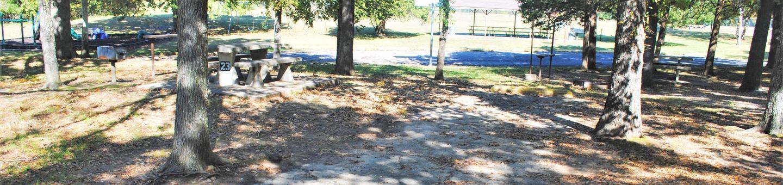 Applegate Cove Site 23Campsite 23