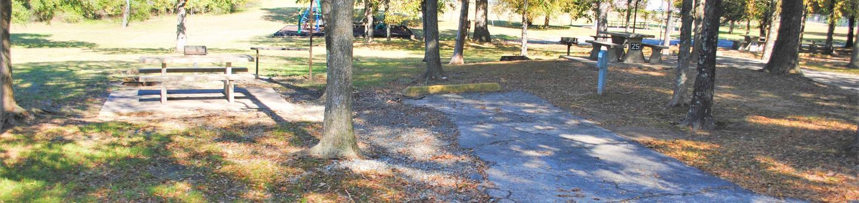Applegate Cove Site 27Campsite 27