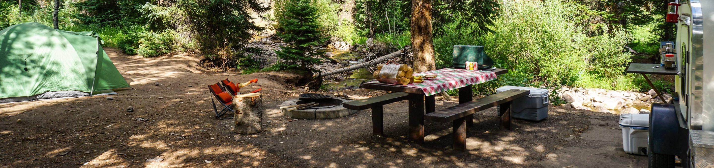 Ledgefork Campground A - 010