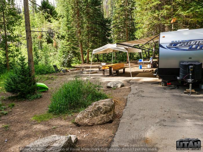 Ledgefork Campground A - 018
