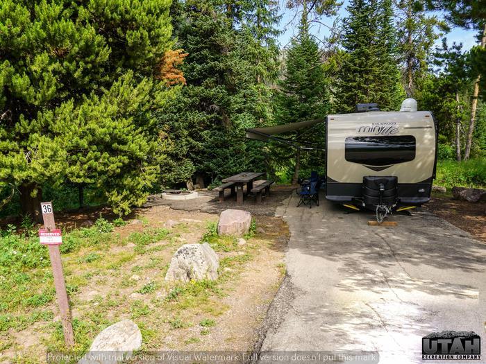 Ledgefork Campground B - 036