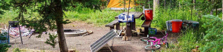 Ledgefork Campground B - 049