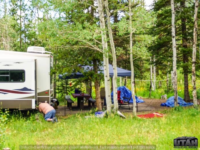 Ledgefork Campground B - 055