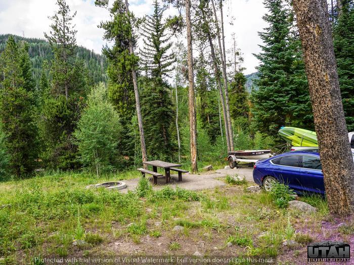 Ledgefork Campground B - 057