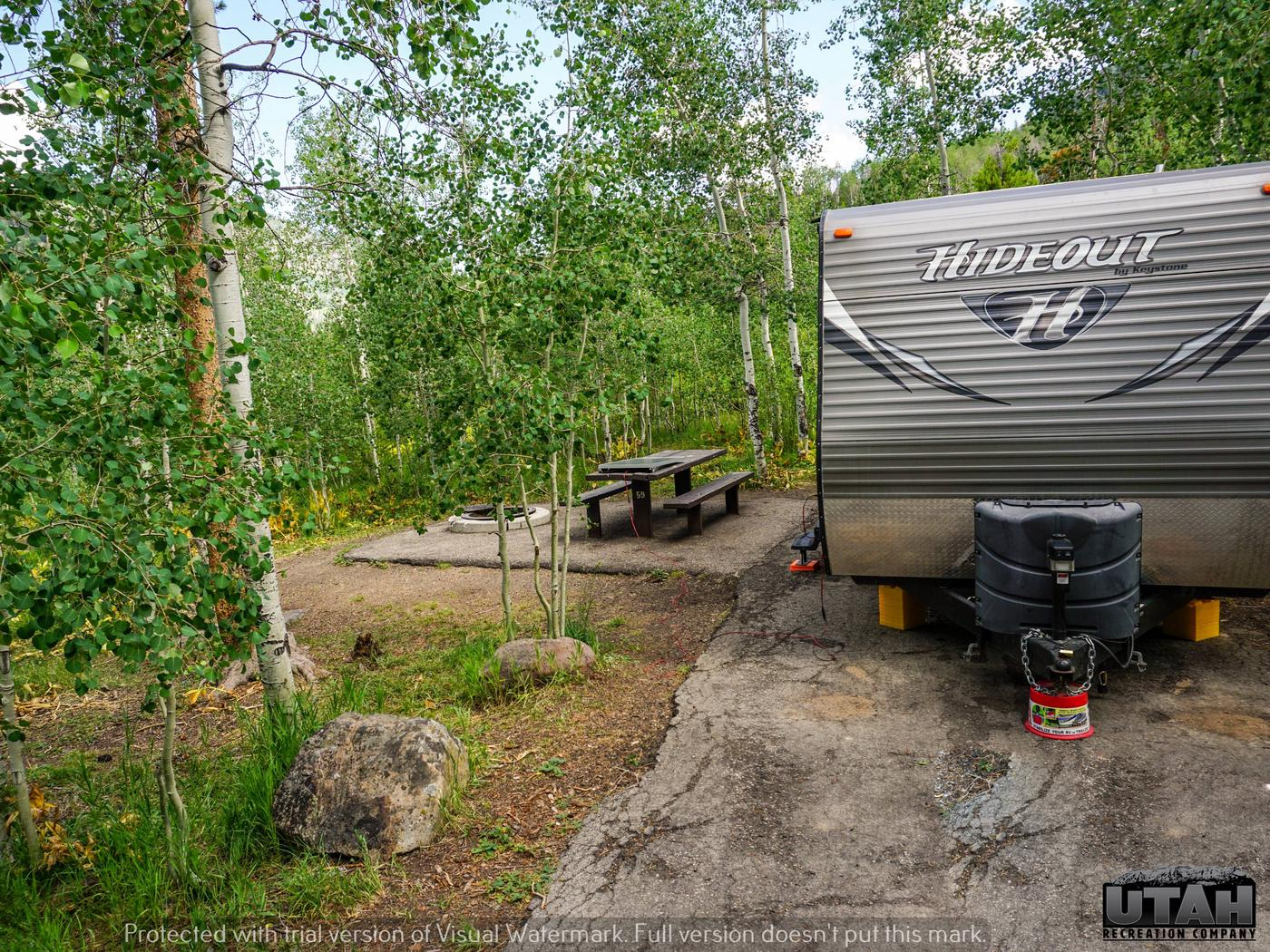 Ledgefork Campground B - 059