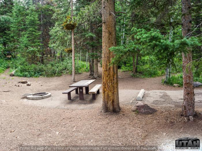 Ledgefork Campground B - 073
