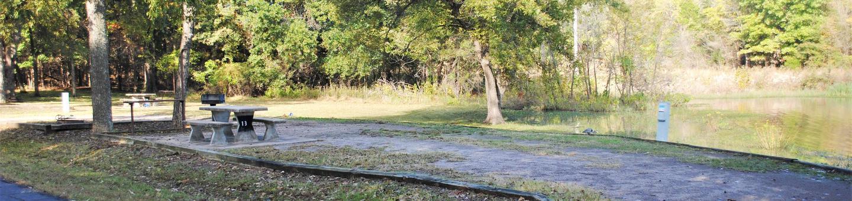 Cowlington Site 13Campsite 13